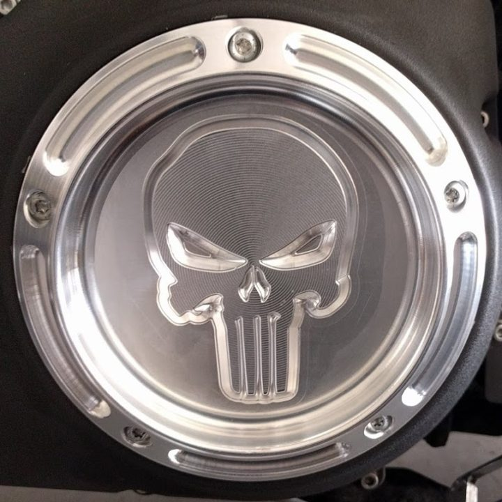 Harley Street Glide For Sale >> Harley Davidson Derby Covers - HD One - Machined MachinesMachined Machines